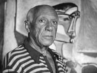 Picasso e l'arte