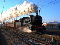Flavio Contoli – il treno storico