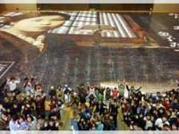 Un mosaico con 120.000 fotografie