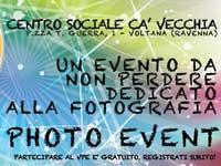 Il programma del Voltana Photo Event