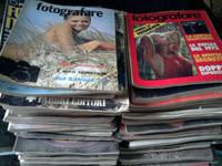 Le riviste di fotografia in italia