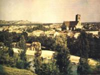 La più antica foto a colori di paesaggio