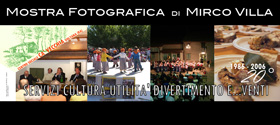 2007 – Twenty years of volunteering at Ca' Vecchia Voltana - personal photography