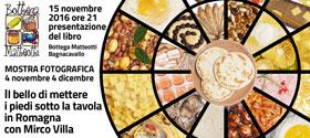 Mostra fotografica e presentazione del libro presso la Bottega Matteotti a Bagnacavallo