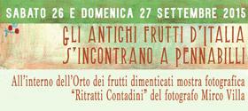 2015 - Gli antichi frutti d'Italia a Pennabilli