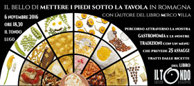 Percorso attraverso gastronomia e tradizione presso il Centro Sociale il Tondo a Lugo