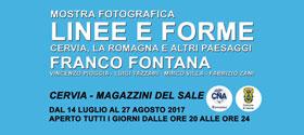 Mostra fotografica Linee e Forme - Cervia, la Romagna e altri paesaggi - Magazzini del Sale - Franco