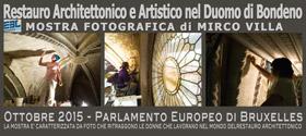 2015 - Restauro Architettonico e Artistico nel Duomo di Bondeno