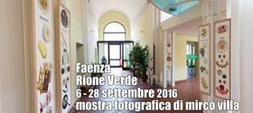 Mostra fotografica al Mercato Contadino del Rione Verde di Faenza