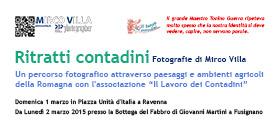 2015 - Ritratti Contadini