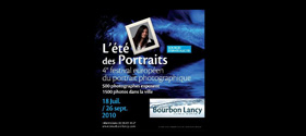 2010 – L'ete des portraits a Bourbon-Lancy France - portrait photography